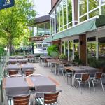 Restaurant del bosco - Terrasse - Hotel Munte am Stadtwald