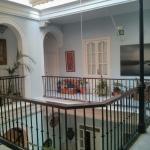 Patio (puertas de acceso a alguna de las habitaciones)