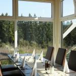Ausblick vom Speisesaal