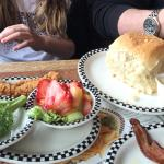 HUGE DELICIOUSNESS-Black Bear Diner Biscuits
