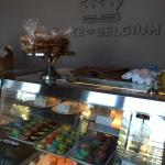 So many delicious desserts to choose from...or take home, as we did!