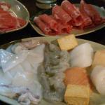 Prime Meats and Seafood Supreme for Shabu Hot Pot