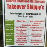 Skippy's Volunteer Week