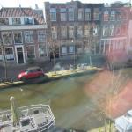 Beautiful day in Delft