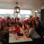 We loved their hats, they loved everything!!!