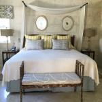 luxury plantation suite bedroom
