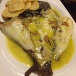 I have ever seen before like a delicious fish. Cooker is a real magician ;)