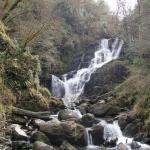Torc Waterfall part of Muckross/Ladies Veiw tour 3min walk to tour bus pick up from Haven Suites