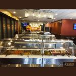 Serving mouth watering vegetarian & non-vegetarian dishes every day in lunch buffet