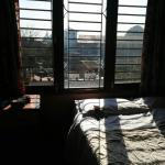 Soleada habitación