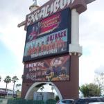 Excalibur Hotel & Casino Foto