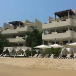 Foto de Celeste Beach Residences & Spa