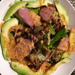 Smoked Duck and Avocado Salad