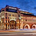Отель St. Regis Москва Никольская