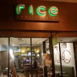 Rice Thai Cuisine Foto