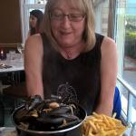 Moules main course beware serious appetite required