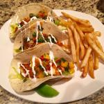 Baja Cod Fish Tacos(May 2016)