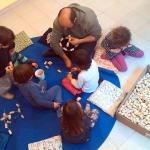 Creative workshop with 4-5 years old