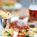 Soft Shell Crab Burger