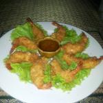 Battered Shrimp