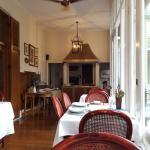 Guesthouse Breakfast Room