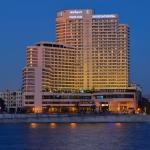 The Semiramis InterContinental Cairo enjoys panoramic views of the Nile