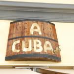 Bilde fra A Cuba Restaurante