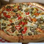 Bild från Tony's Pizza