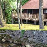 Brookside Resort Island Cottage