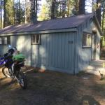 Foto de Mt Adams Lodge at the Flying L Ranch
