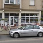 Blick von der Hermann-Billing-Straße