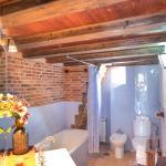 Baño Apartamento Madera