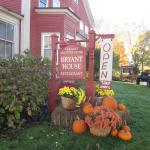The Bryant House Restaurant