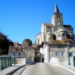 Montmorillon, le vieux pont