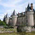 Chateau Bourg Archambault