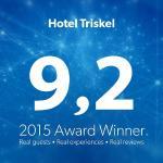 Booking Award 2015