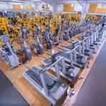 Complimentary off site fitness centre