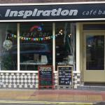 Inspiration Cafe Bar celebrating our 10 year anniversary.