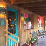 Front door to Anita's Cocina
