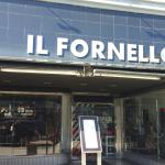 Il Fornello on Danforth Street, Toronto.