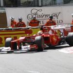 Grand Prix in Monte Carlo