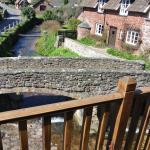 Bridge View balcony