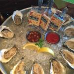 These oysters were so great!
