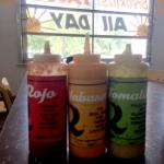Table sauces, give them a try!