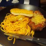 chicken parm(warmest dish)