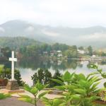 Enjoy the lake at Lake Junaluska.