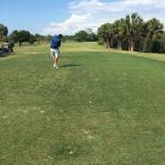 Played this course four time while we were in St. Petes and Redington  Beach. Great course and a
