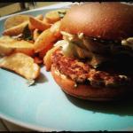 Bombay Burguer -Vegeterian Burguer-
