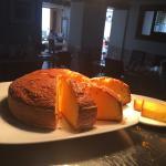Tarta casera/home made cake