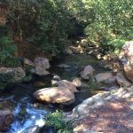 Ostra Waterfall
